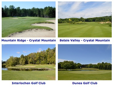 Golf Photo Albums