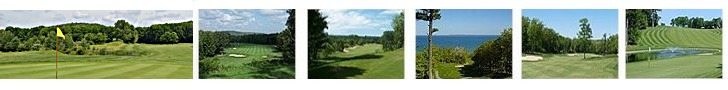 Northern Michigan Golf Guide